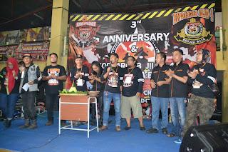 Anniversary Kombo Bekasi Raya Ke 3 jadi lautan para pencinta motor box!