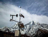 On Mount Everest, World's Highest Operating Weather Stations Installed