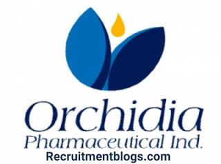 Medical Representatives At Orchidia pharmaceutical