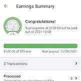 Begini Cara Mendapatkan 100 Dollar Pertama dari Intellifluence