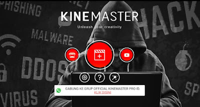 Download kinemaster darknet v5 4k gratis 2020