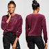 Target: $5.98 (Reg. $19.99) Xhilaration Women's Lace Detailed Velour Long Sleeve Top!