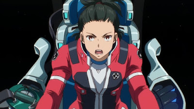 Gundam G Reconguista Episode 06 Subtitle Indonesia