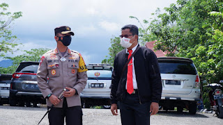 Ini 4 Pasal Tindak Pidana Bagi Pelanggar Protokol Kesehatan di Tana Toraja