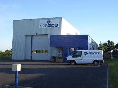 Photo du bâtiment de l'entreprise SMGCO