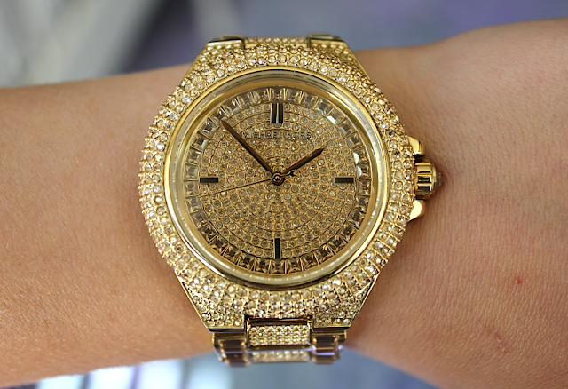 Michael Kors Camilla watch