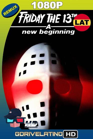 Viernes 13 Parte 5: Un Nuevo Comienzo (1985) BDRemux 1080p Latino-Ingles MKV