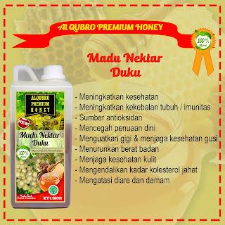 Madu Al Qubro Premium DUKU 1 KG | Pusat Grosir Al Qubro Premium Indonesia