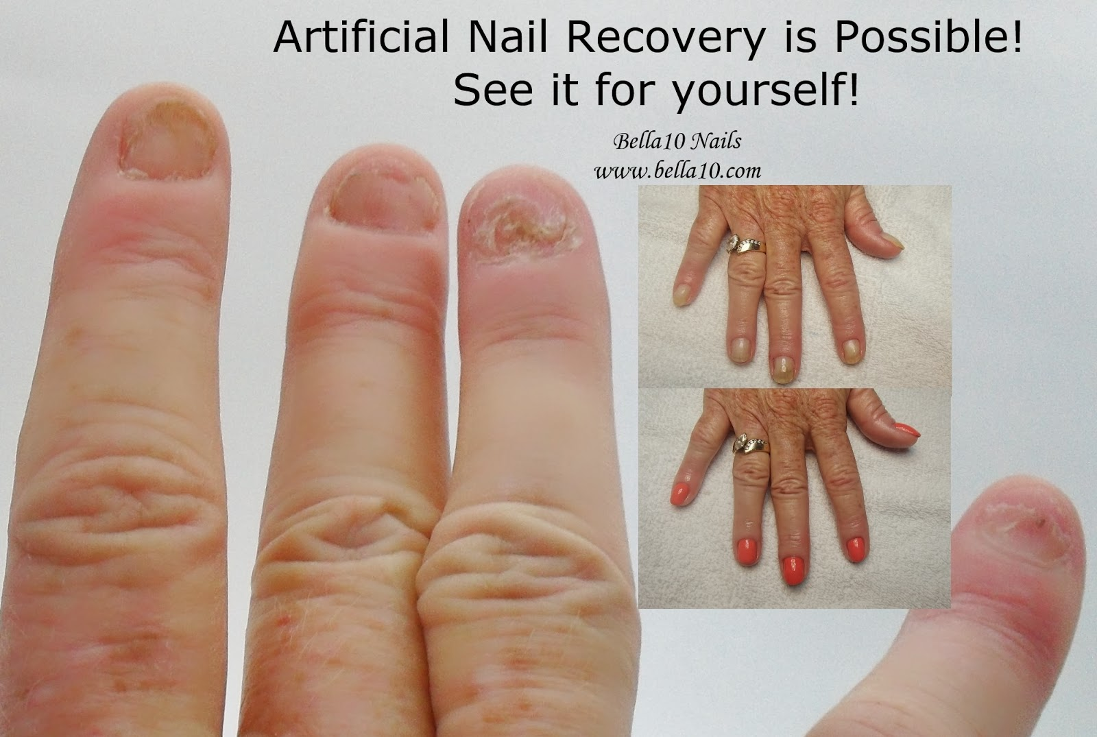 How to do gel nails on natural nails - Awesome Nail