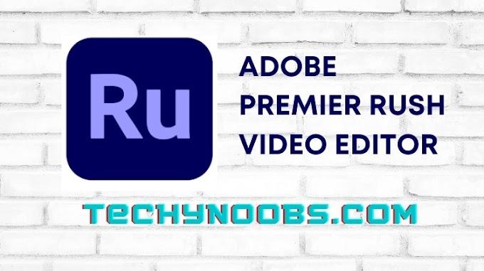 Free Download Adobe Premier Rush Mod Apk Latest Version (Unlocked)