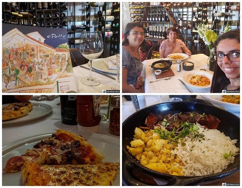 O Passo Pizzajazz - Onde comer em Ouro Preto, Minas Gerais: cafés e restaurantes em Ouro Preto