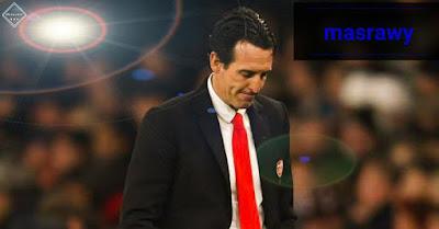 أعلن نادي آرسنال إقالة مدربه الإسباني أوناي إيمري رسميا