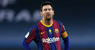 Barca players rating in Supercopa defeat with Messi among the lowest-rated player