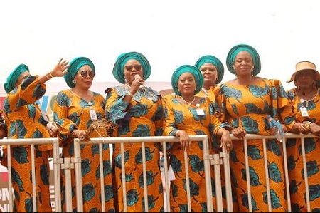 Lagos Women Endorse Gov. Ambode For Second Term