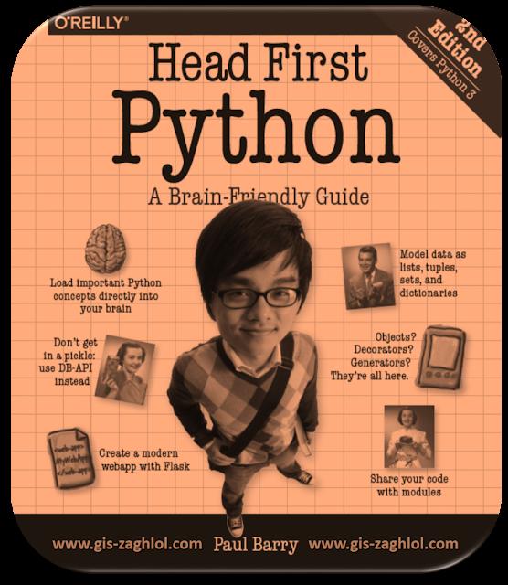 تحميل كتاب تعلم بايثون للمبتدئين Head First Python A Brain-Friendly Guide
