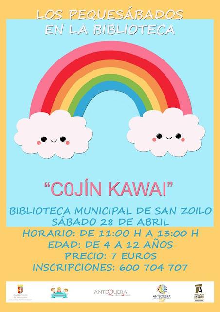Taller de Cojínes Kawai en Antequera