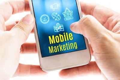 Mobile marketing –mọi lúc mọi nơi – Là lời giải đáp Marketing online bao gồm những gì?