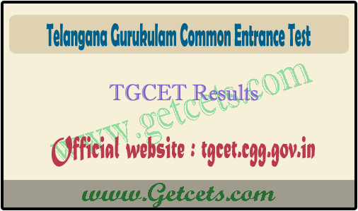 TS Gurukulam 5th class entrance results 2021 @tgcet.cgg.gov.in