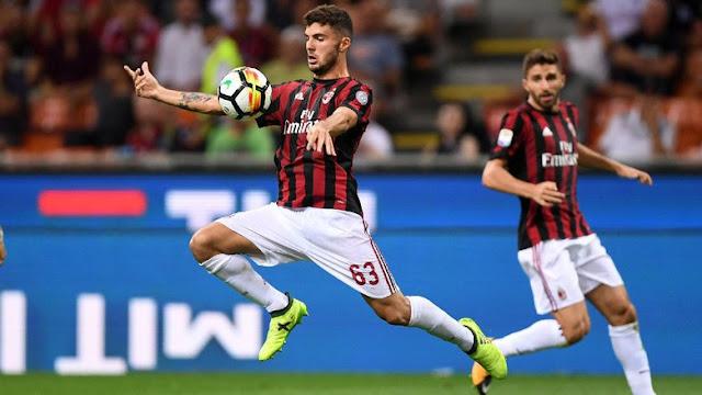 Tampil Impresif, Striker Belia Milan Ini Naik Gaji