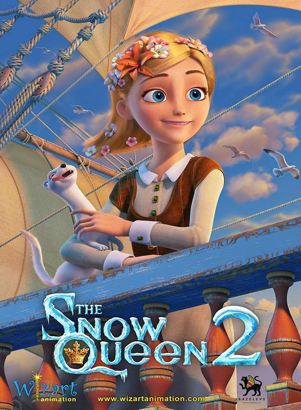 The Snow Queen 2 (2014) ταινιες online seires oipeirates greek subs