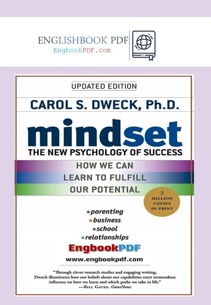 mindset carol dweck pdf
