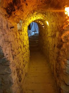 מנהרות תת- קרקעיות צפת