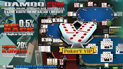 Sever PokerV  24 jam Online