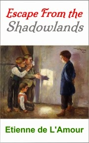 Escape From the Shadowlands book cover