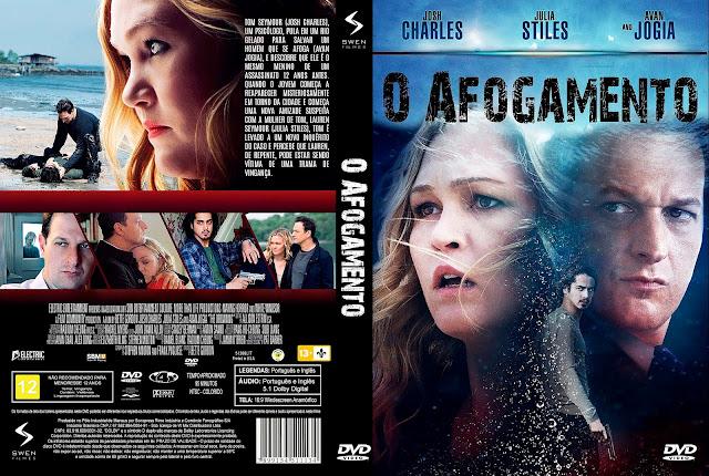 Capa DVD O Afogamento [Custom]