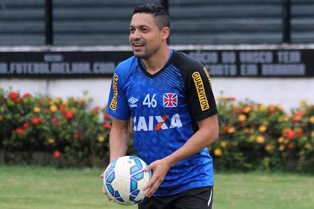 Eder Luís deve ser negociado para sair do Vasco (Foto: Carlos Gregório/Vasco)