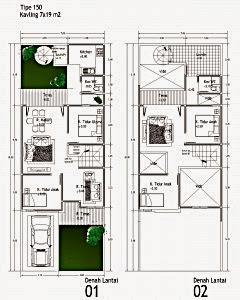 Gambar%2BContoh-Denah-Rumah-Tipe-150-240x300