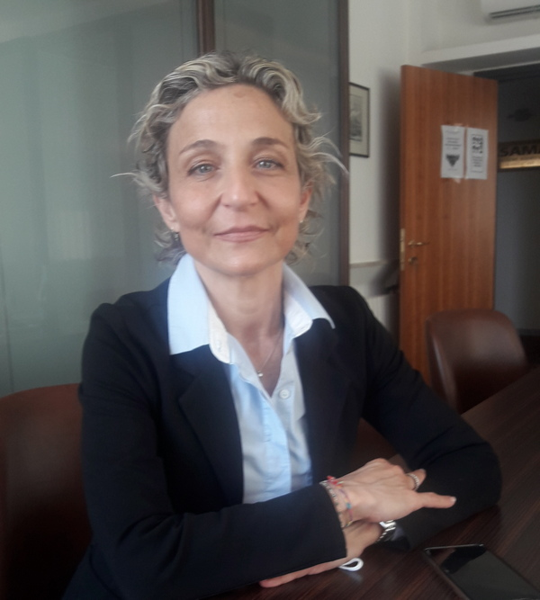 """Francesca Scali: """"Nel PNRR spazio anche per lo sviluppo del porto di Livorno"""""""