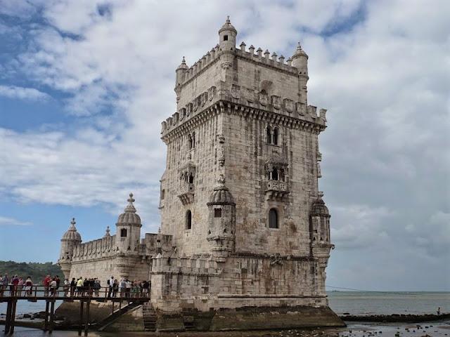 torre di belem a lisbona