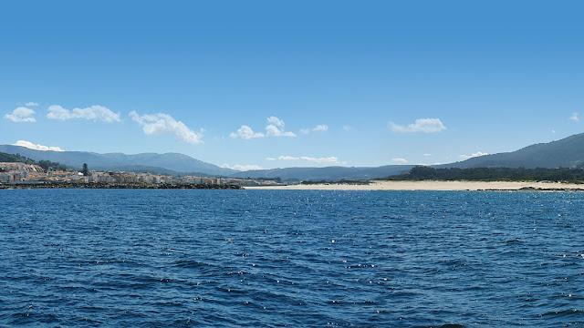 Foto panorâmica de toda a costa portuguesa pela Samsung
