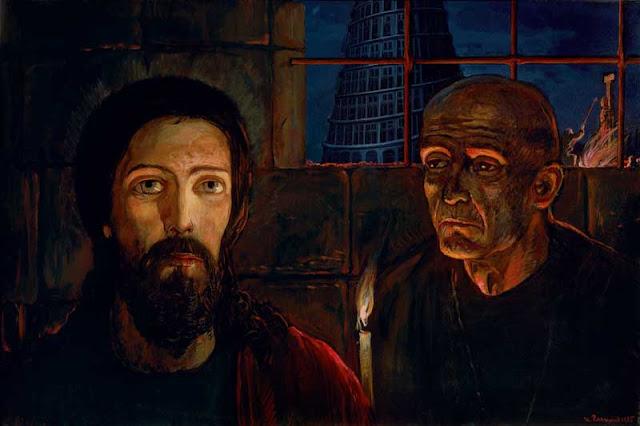 Cristo e l'inquisitore