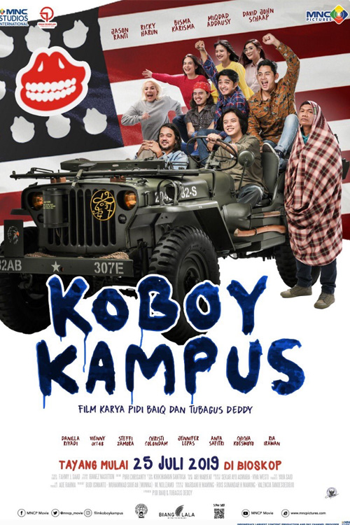 Download Film Koboy Kampus (2019) Full Movie Indonesia