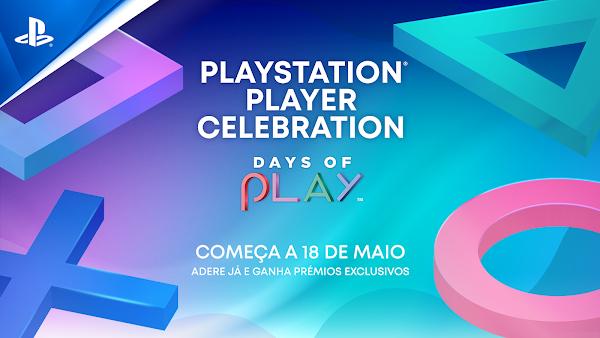 Days of Play e PlayStation® Player Celebration estão de volta para uma grande festa dos videojogos