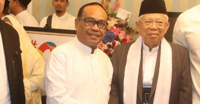 KH Ma'ruf Amin Diusulkan Jadi Ketua Dewan Pembina Golkar