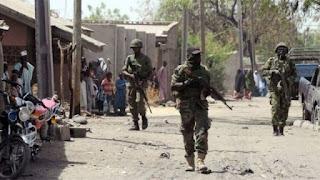 An kashe ɗan sanda da 'yan Boko Haram shida a Yobe