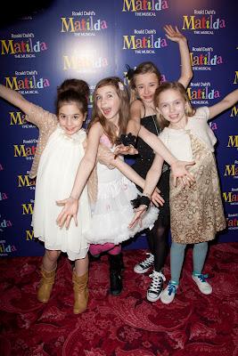 revue comédie musicale Matilda
