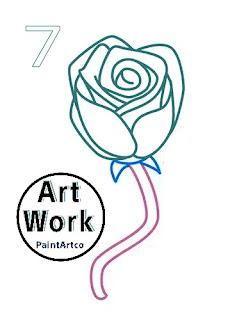 رسم اطفال صغار سهل رسم أزهار جميلة رسومات اطفال سهلة وبسيطة