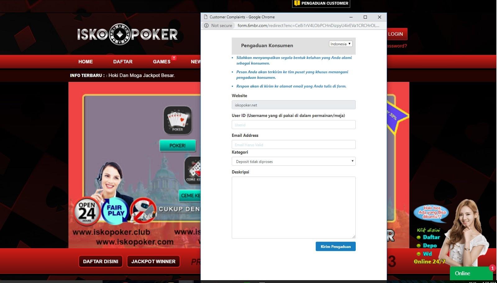 Tips Dan Panduan Cara Bermain Situs Poker Online Cara Melaporkan Agen Penipu Ke Idn Play