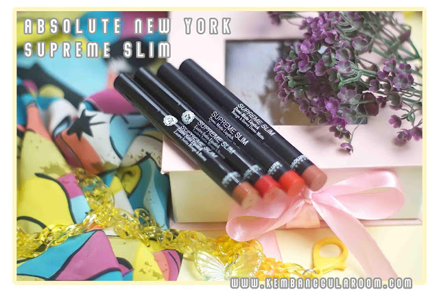 Absolute New York Supreme Slim - Demia Kamil