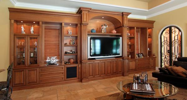 Geniusimages Cupboart With Cabinets Table Tv Truly For Tv