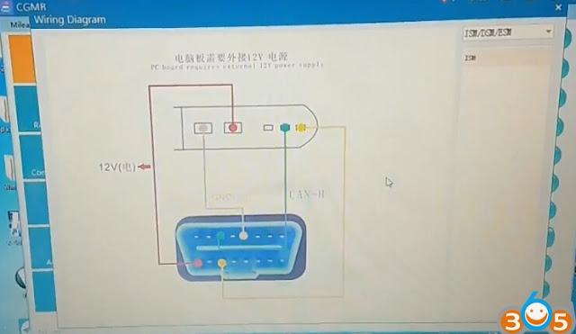 cgdi-mb-reset-benz-w164-ism-2