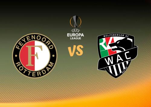 Feyenoord vs Wolfsberger AC  Resumen
