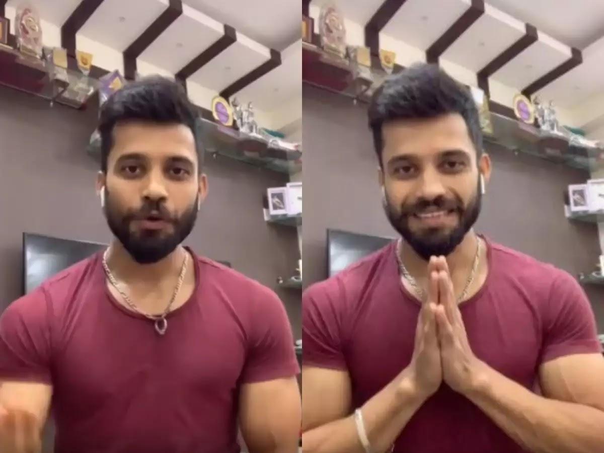 Full Details - Vishwa 2021 Bigg Boss Telugu 5 Contestant - Wiki NewForum   Latest Entertainment News