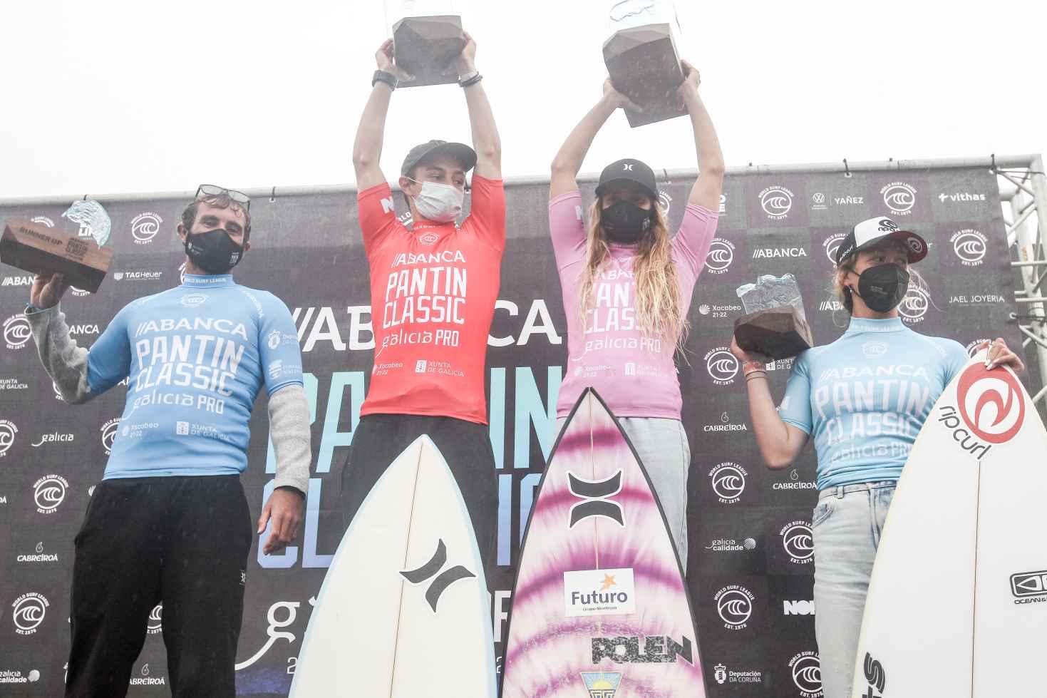 surf30 pantin classic 2021 wsl surf Adur Amatriain Joan Duru Carolina Mendes Melania Diaz0856PantinClassic2021Masurel