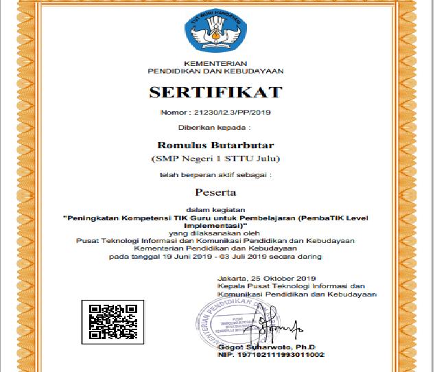 undeh sertifikat pembatik