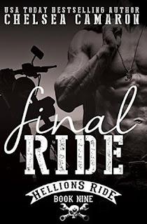 Final Ride by Chelsea Camaron